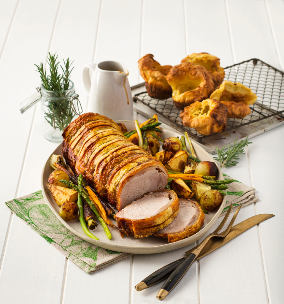 Borrowdale Rolled Pork Loin Roast